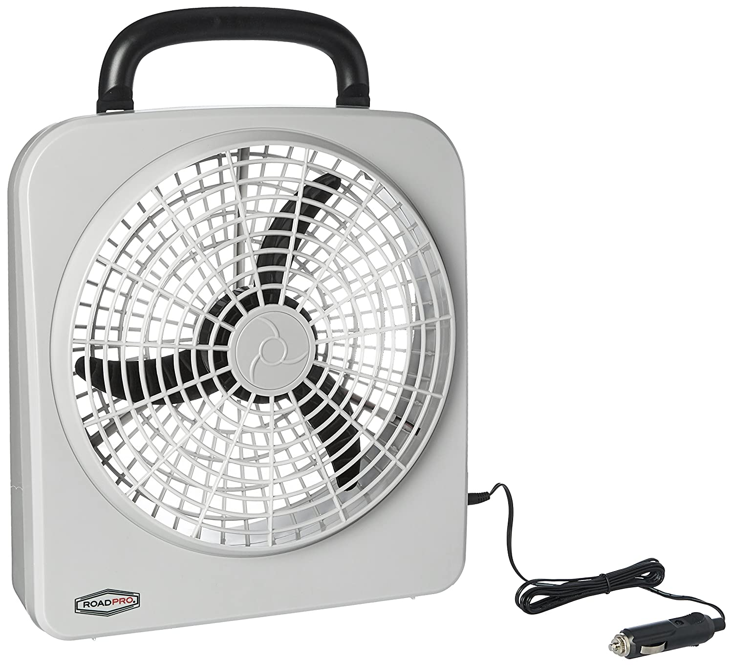 Roadpro Rp8000 10 Indoor Outdoor Dual Power Fan Automotive Innovative Circuit Ict120124a Comm Series 120vac 12vdc 4 Amp