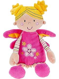 Ragtales RUBY Rag Doll Soft Toy Red R109