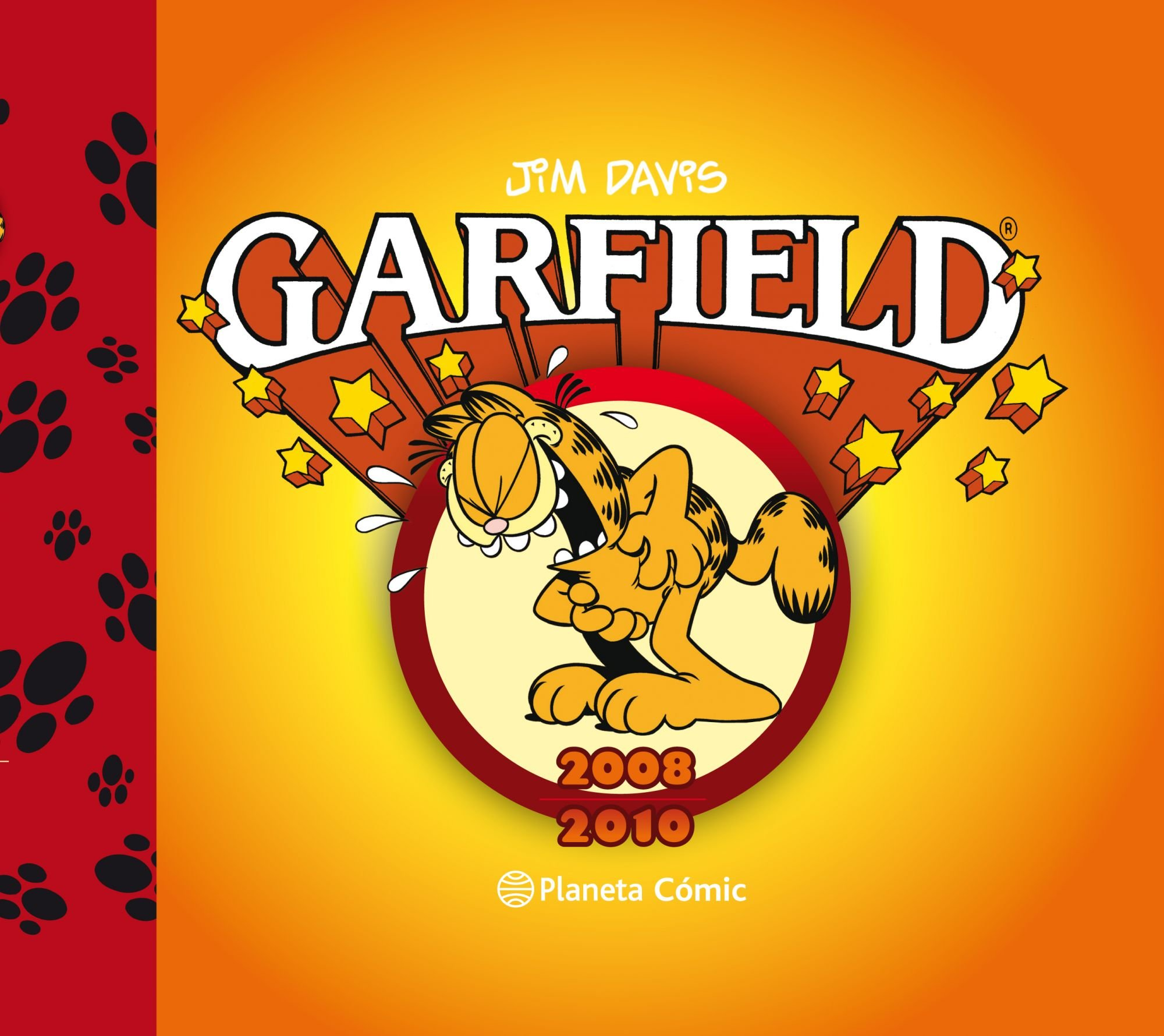 Garfield 2008-2010 n� 16 (Spanish) Hardcover – 2014