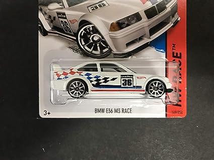 Bmw E36 M3 Race 2014 Hot Wheels Hw Race 169 250 Diecast 1 64 Scale