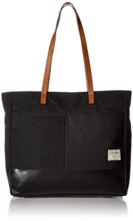 7cc28d593 Amazon.com: Nautica Mainlander Tote, black: Clothing
