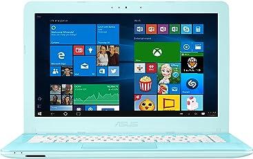 """ASUS VivoBook Max X441UA-WX129T 2GHz i3-6006U 14"""" 1366 x 768Pixeles Azul Portátil computadora portátil - Ordenador portátil (Intel® Core™ i3 de la sexta generación, 2.00 GHz, 35.6 cm (14""""), 1366 x 768 Pixeles, 4 GB, 1000 GB)"""