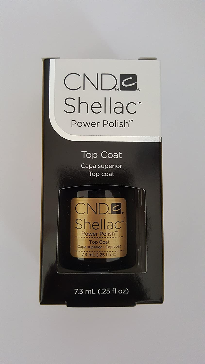 CND Shellac | UV Top Coat 7.3ml BeautyCentre 40401