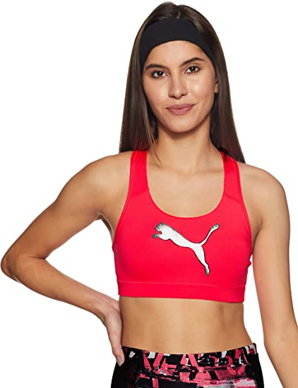 Tía Pertenecer a oportunidad  Amazon.com: Puma 516996 35 - Camiseta sin mangas para mujer, color rosa,  Sostén, L: Clothing