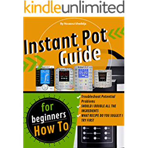 Instant Pot Guide: the instant pot electric pressure cooker Step by step photos guide for beginners . how to use instant…