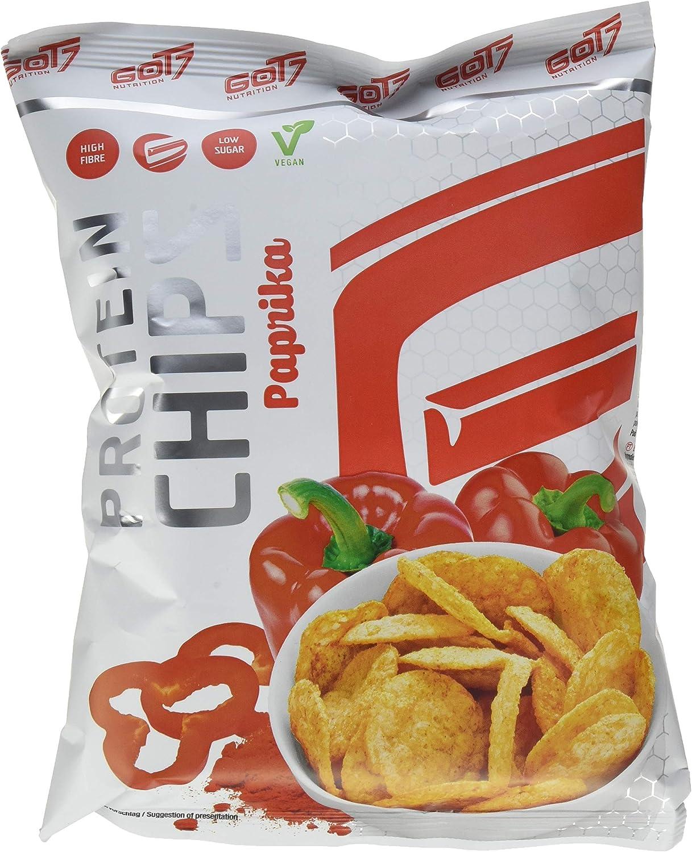 Got7 Nutrition Alta Proteína Fichas Pimentón 50 g