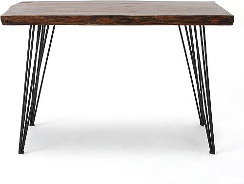 Christopher Knight Home Remington Natural Finish Firwood Faux Live Edge Desk