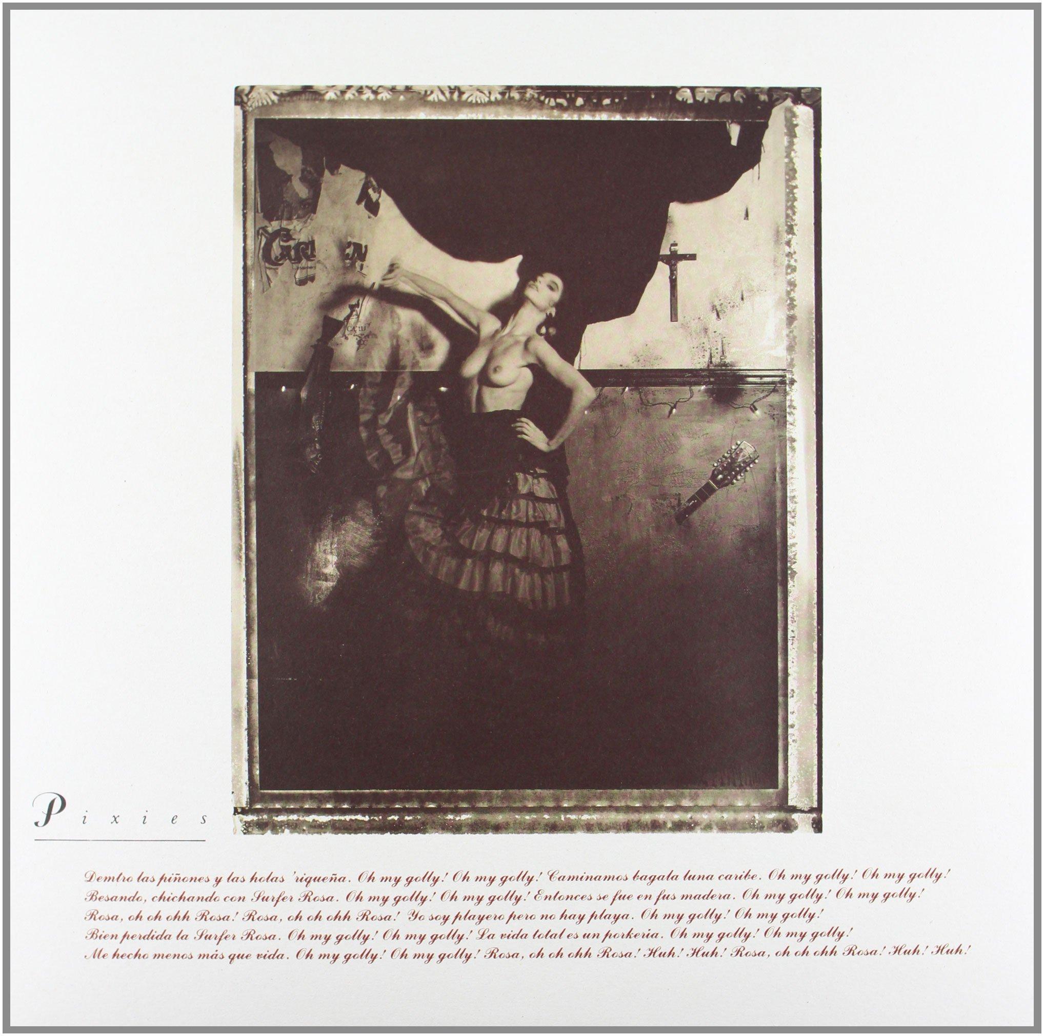 SURFER ROSA [Vinyl] by 4AD