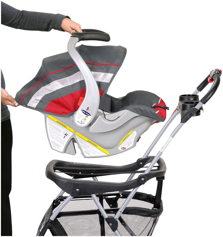 Amazon.com : Baby Trend Snap N Go EX Universal Infant Car Seat ...