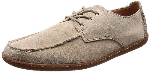 Digno Sociedad Comportamiento  Buy Clarks Men's Saltash Lace Sneakers at Amazon.in