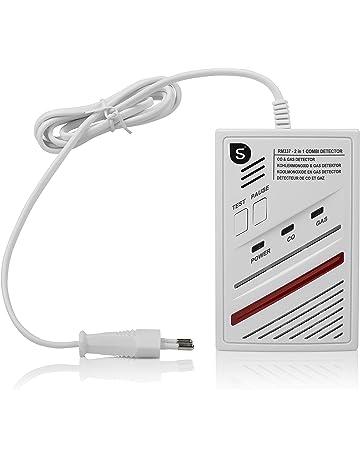 Smartwares 10.029.29 Detector Combinado de Gas CO (Sensor de 5 años, 220. #2