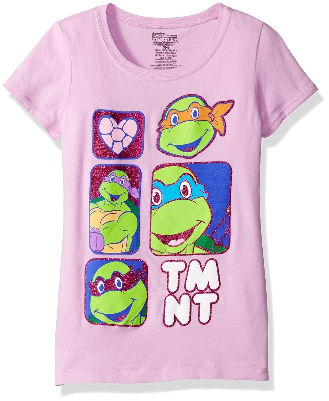 Amazon.com: Nickelodeon Girls Little Girls Teenage Mutant ...