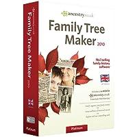 Family Tree Maker 2010 Platinum Edition (PC CD)