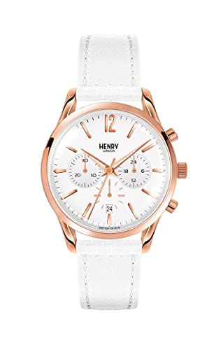 Henry London Reloj de Pulsera HL39-CS-0126: Henry London: Amazon.es: Relojes
