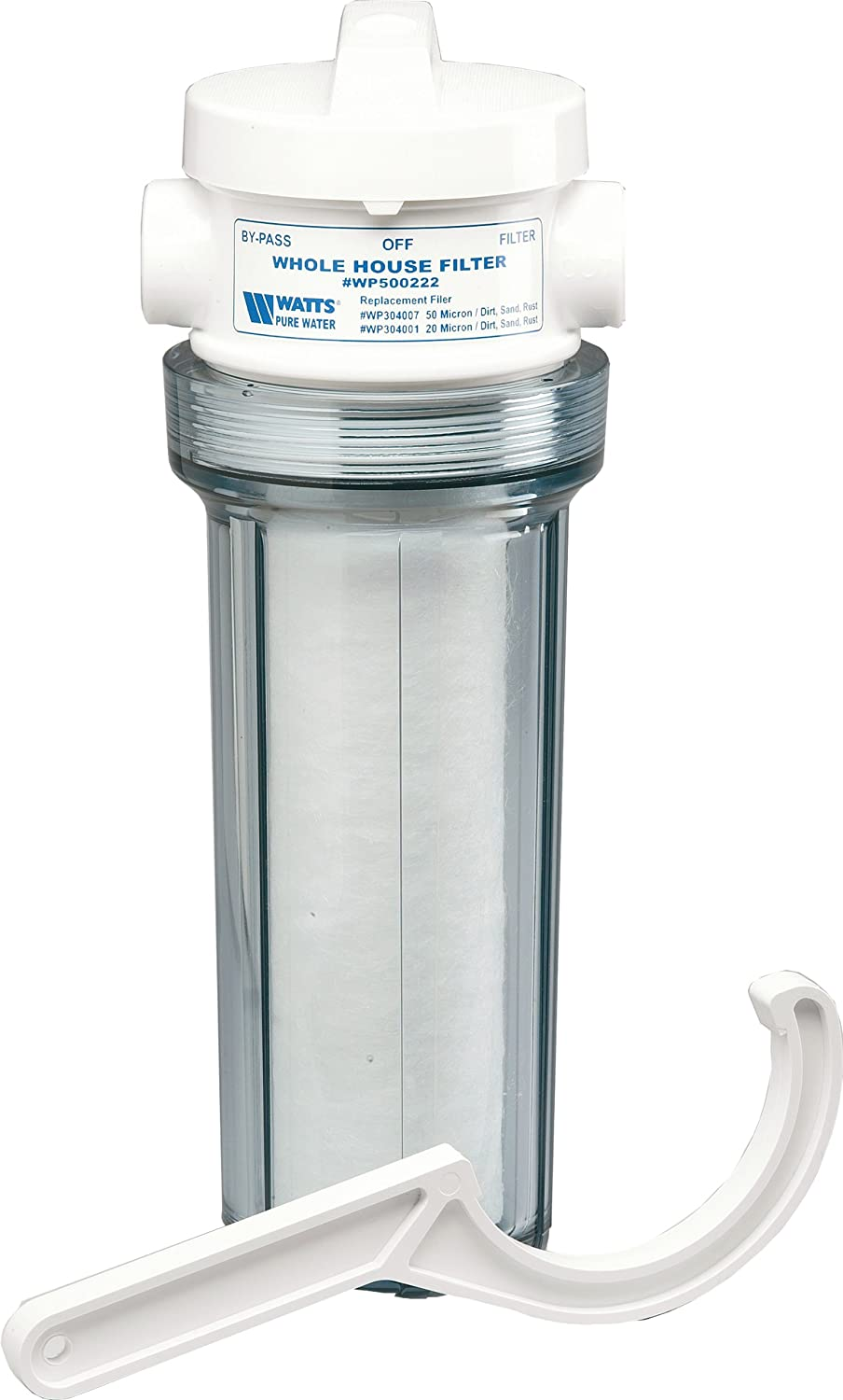 Whole House Filtration Systems Amazoncom Watts Wh Ld Premier Whole House Filter System Home