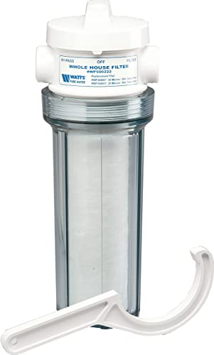 Watts WH-LD Premier Whole House Water Filtration System