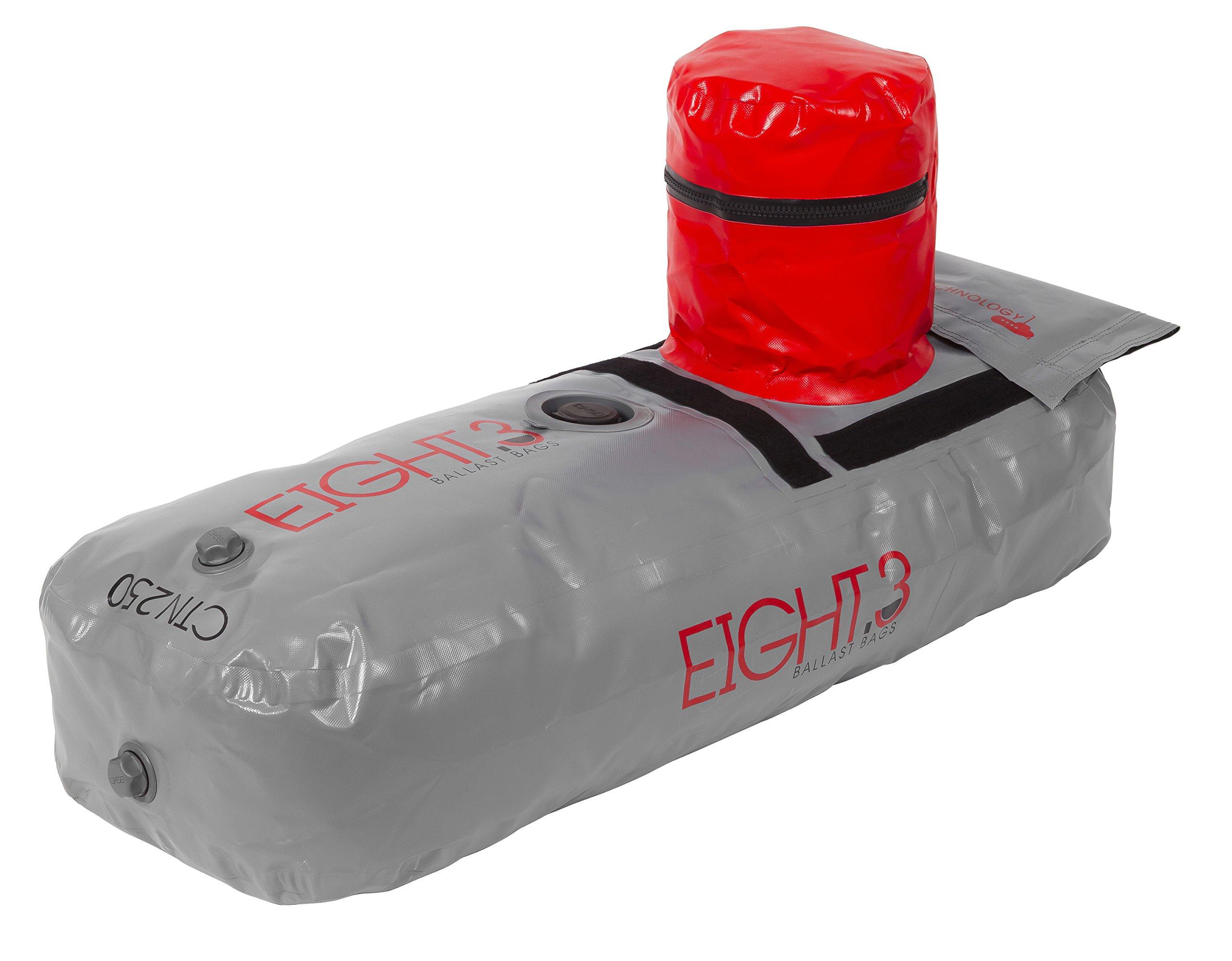 Eight.3 Telescope Locker/Seat Ballast Bag Sz 360lbs