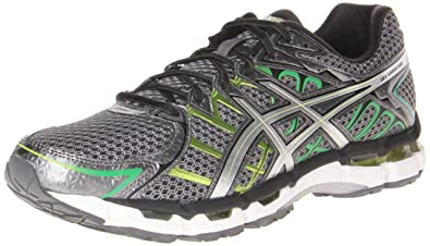 ASICS Men's Gel Surveyor 2 Running Shoe,Titanium/Lightning/Lime,6 M