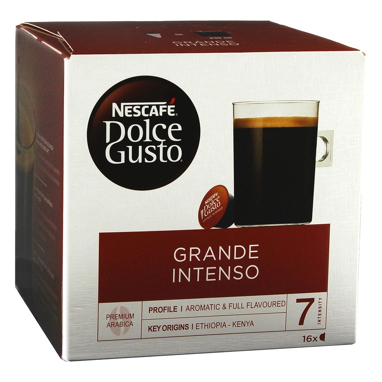 Nescafé Dolce Gusto Caffè Grande Intenso - Cafetera de ...