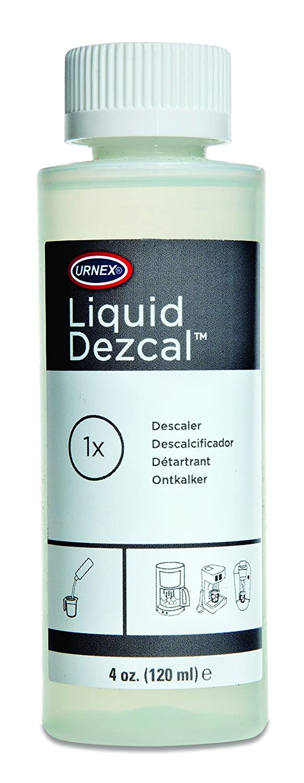 Activado por Liquid Urnex Dezcal báscula para quitar ml