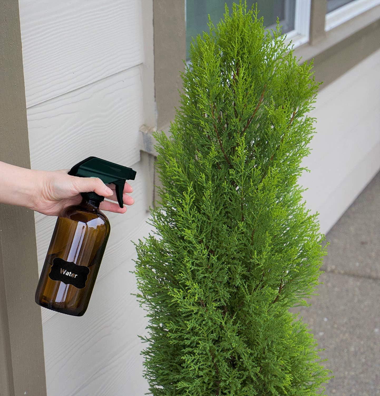 Piante 2 Pezzi Pulizia 500ml Flacone Spray per Acconciature Animali Domestici Afufu Spruzzino Nebulizzatore Bottiglie spray
