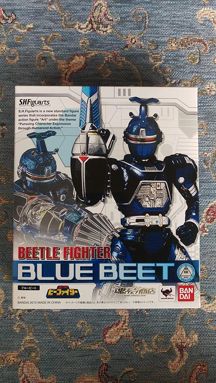 grandes ahorros Juukou B-Fighter - Blue Beet (Limited (Limited (Limited Edition) [SH Figuarts][Importación Japonesa]  nuevo estilo