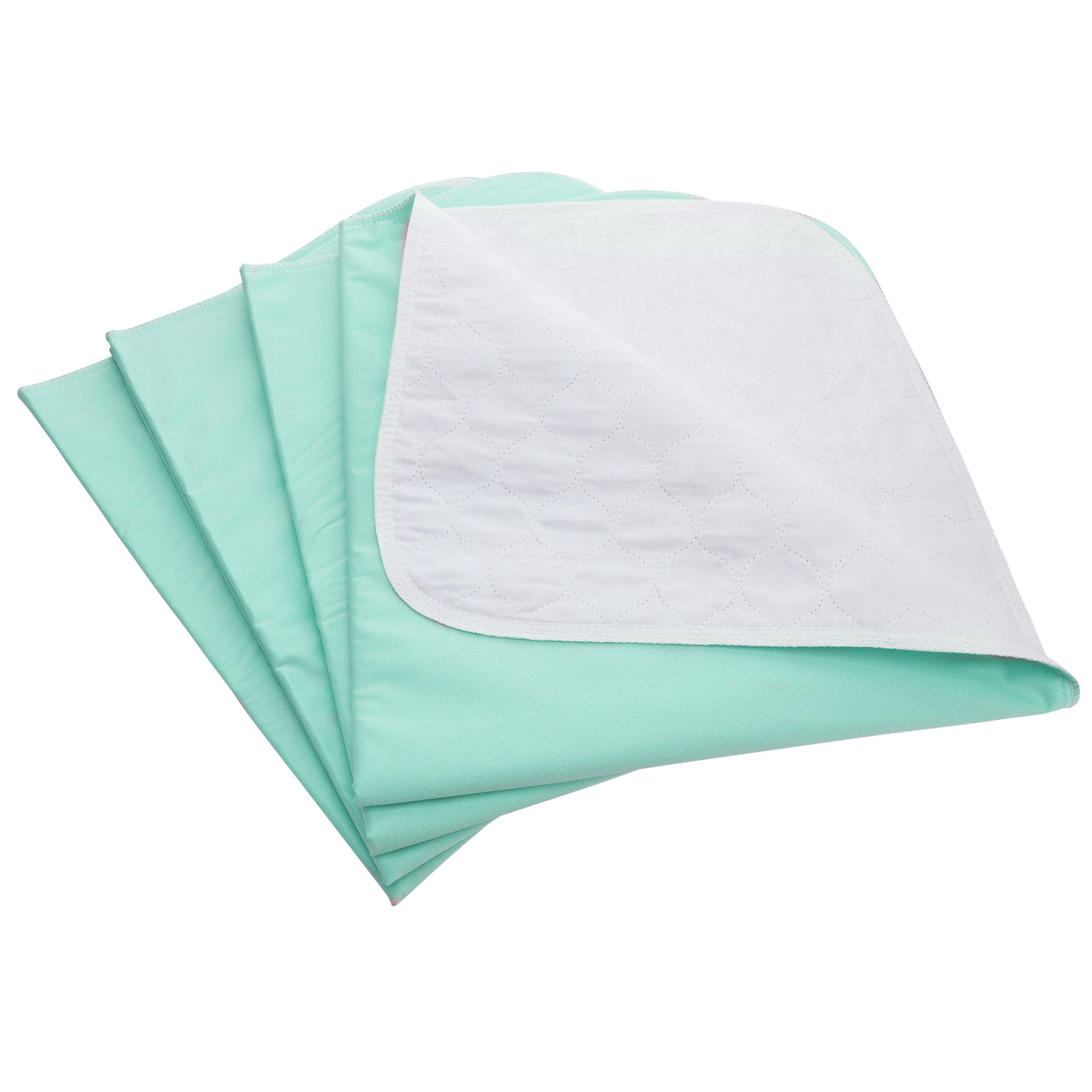 Weaved Collection Washable Reusable Incontinence Underpads, 34