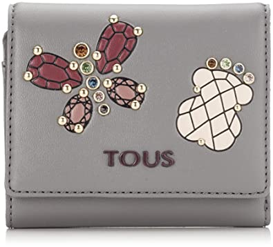 Amazon.com: Tous Billetera Pequeño Teatime Jewel, Cartera de ...