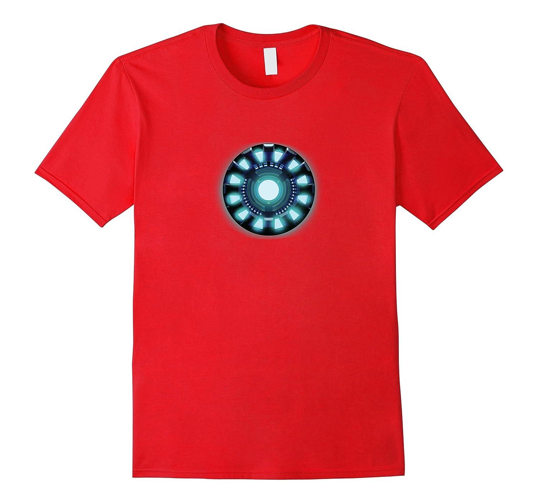 Arc Reactor - Cool Design Emblem Costume T-shirt-T-Shirt