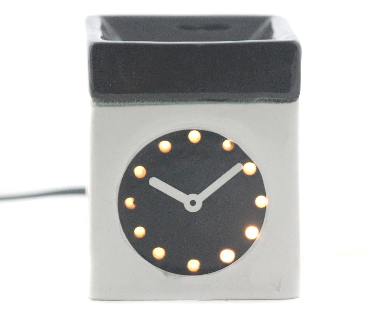 【正規通販】 Karguzzari コード付き セラミック 腕時計 電気 アロマディフューザー ワイヤー オイルウォーマー ワイヤー ディスペンサー コード付き アロマ オイルバーナー エッセンシャルオイル ディフューザー アロマセラピー ランプ 腕時計 OCER-105 B07GT4KJCF, トイチョウ:9be1d232 --- martinemoeykens.com