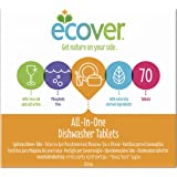Ecover All in One Dishwasher Tablets, 70 Tablets
