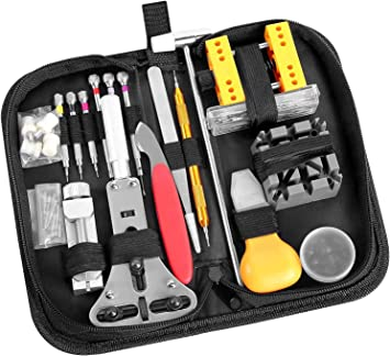 Details about  /Watch Repair Kit Professional Tool Set Strap Removing Battery Replacement Tool