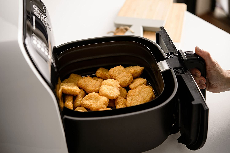 TEFAL FX1000 Fry delight Heißluft Fritteuse Heißluftfritteuse 1400 W Frittieren