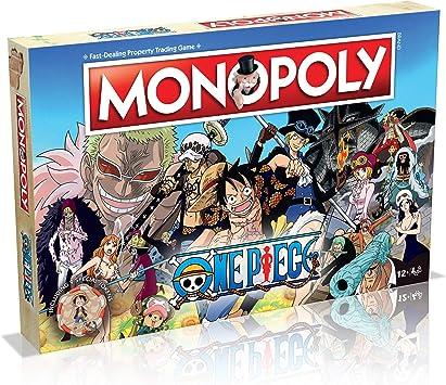 Winning Moves-Juego de Mesa de una Pieza, Color (036948): Amazon.es: Juguetes y juegos