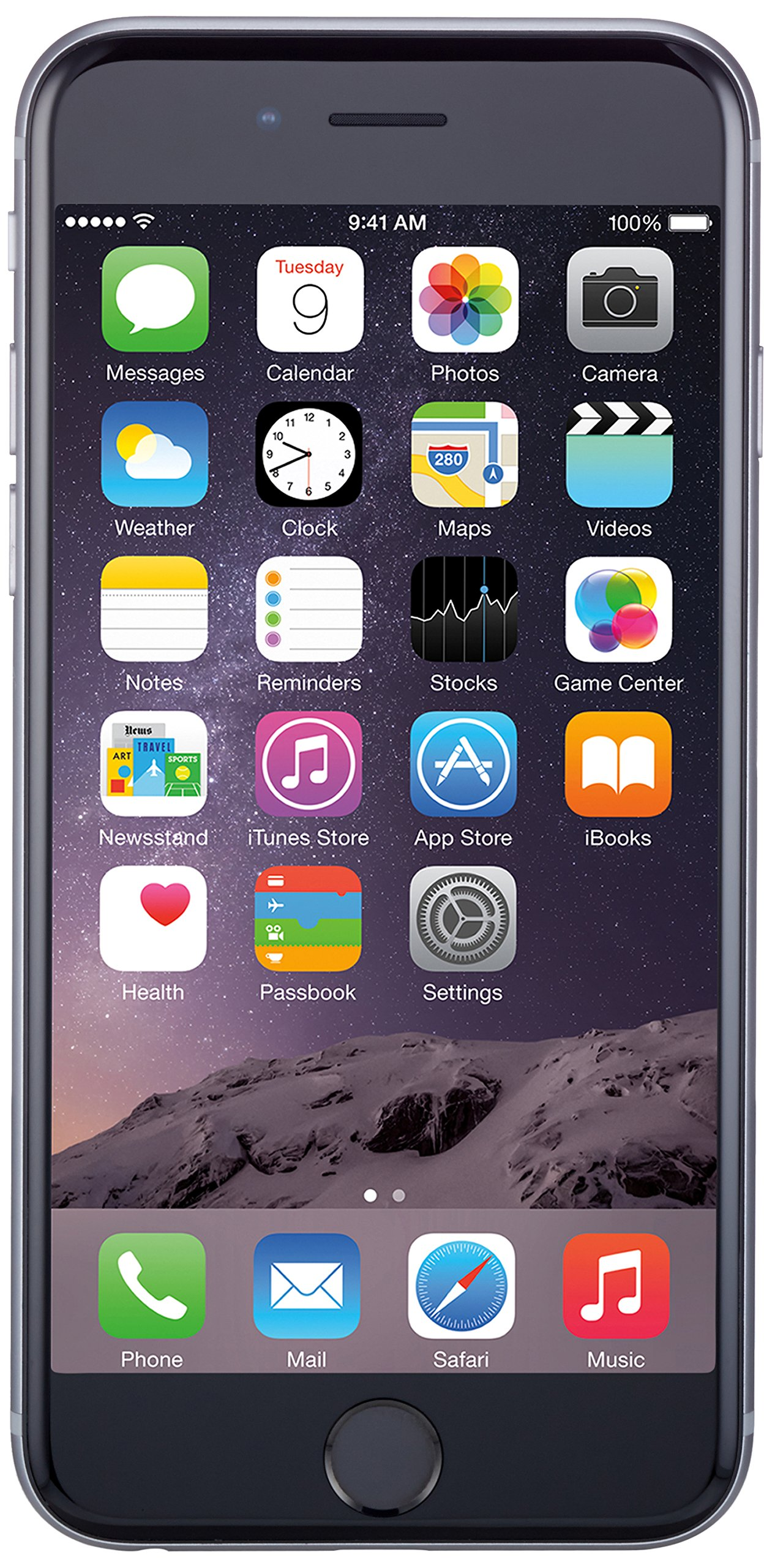 Apple iPhone 6 16 GB Verizon, Space Gray by Apple (Image #2)