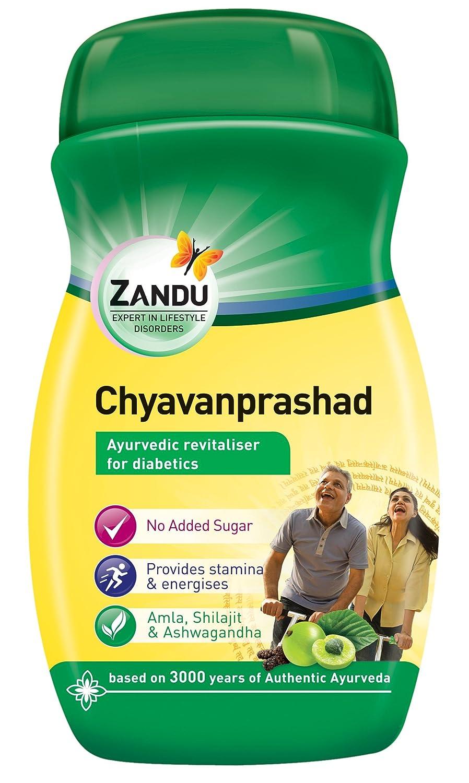 For 146/-(25% Off) Zandu Chyavanprashad, 450g at Amazon India