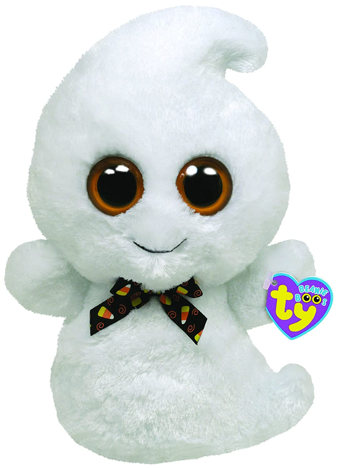 TY Boo Buddies Phantom - Ghost  Amazon.co.uk  Toys   Games 1bf9a03635d9