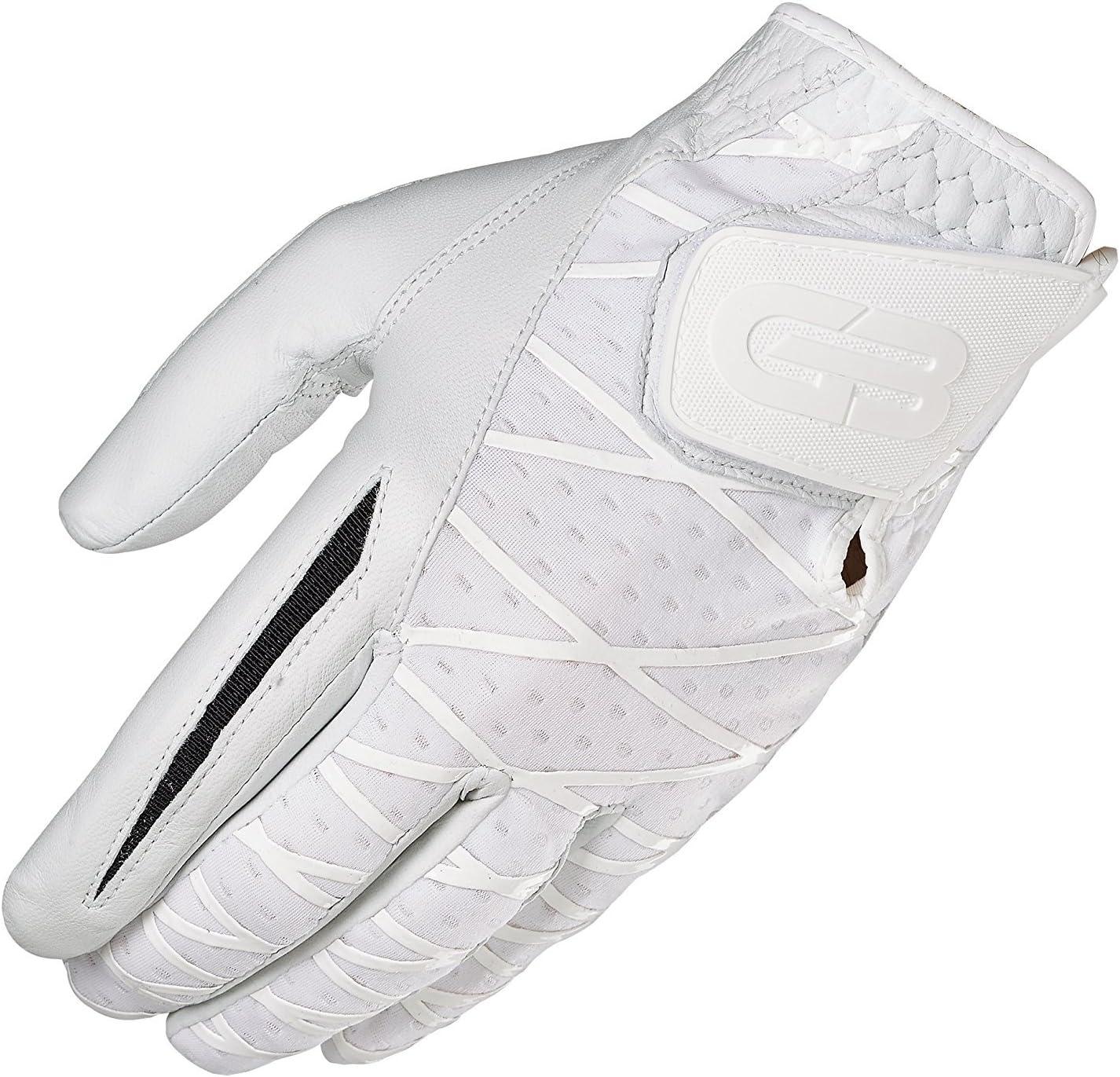 GRIP BOOST Second Skin Mens Golf Glove 2.0 (Worn on The Left Hand ...