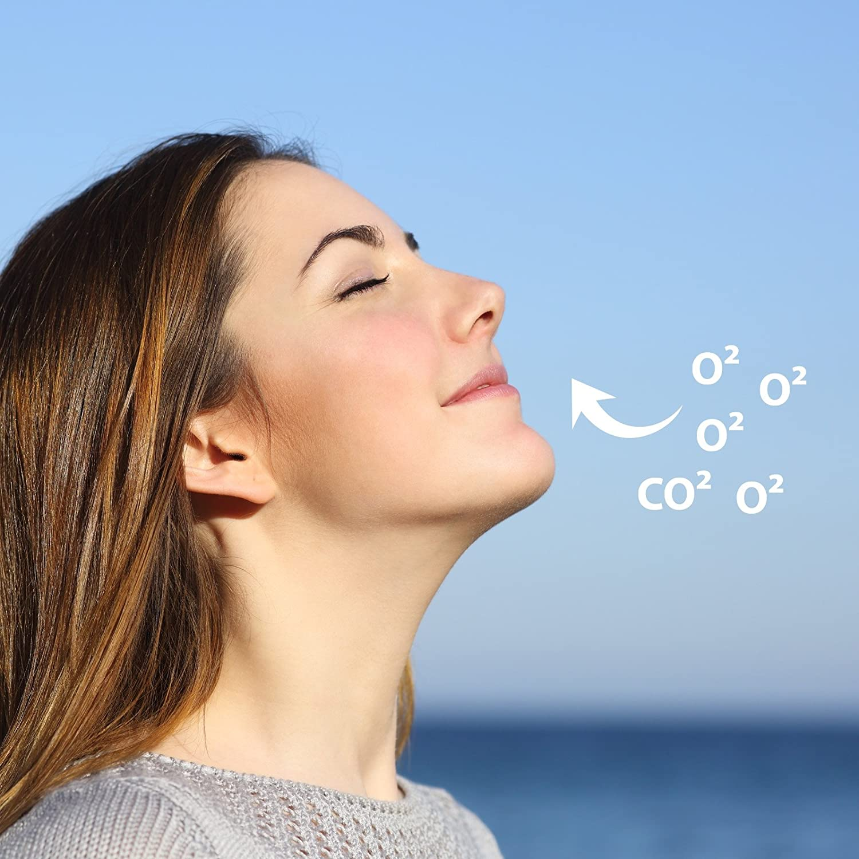 mejora el suministro de aire nasal espiral naturales dejar de roncar juego de 4 Tevigo ronquido espiral hecha en Alemania anti-ronquidos pasador