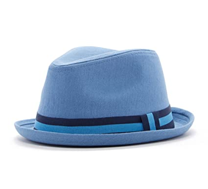 fe31bdf4234 Amazon.com  Born to Love Infant Toddler Boy s Fedora Hat  Clothing