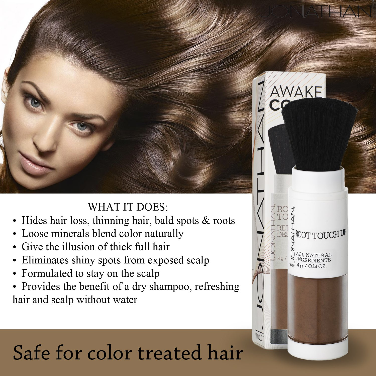 Amazon.com : Jonathan Product - Root Touch Up, Brunette, Cover Up ...