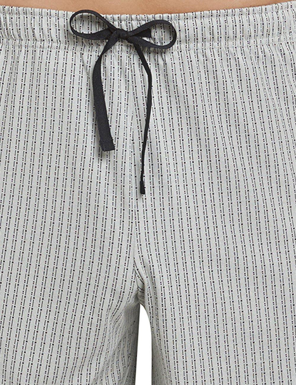 Schiesser Anzug Kurz Pantaloni Pigiama Uomo