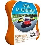 LA VIDA ES BELLA - Caja Regalo - ¡VIVE LA AVENTURA! - 900 experiencias de aventura como conducción,…