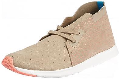 Native - Zapatos de Cordones Para Hombre Beige Rocky Brown/Sprinkle 41 Beige Size: EU 42 UK 8 K9Bi185
