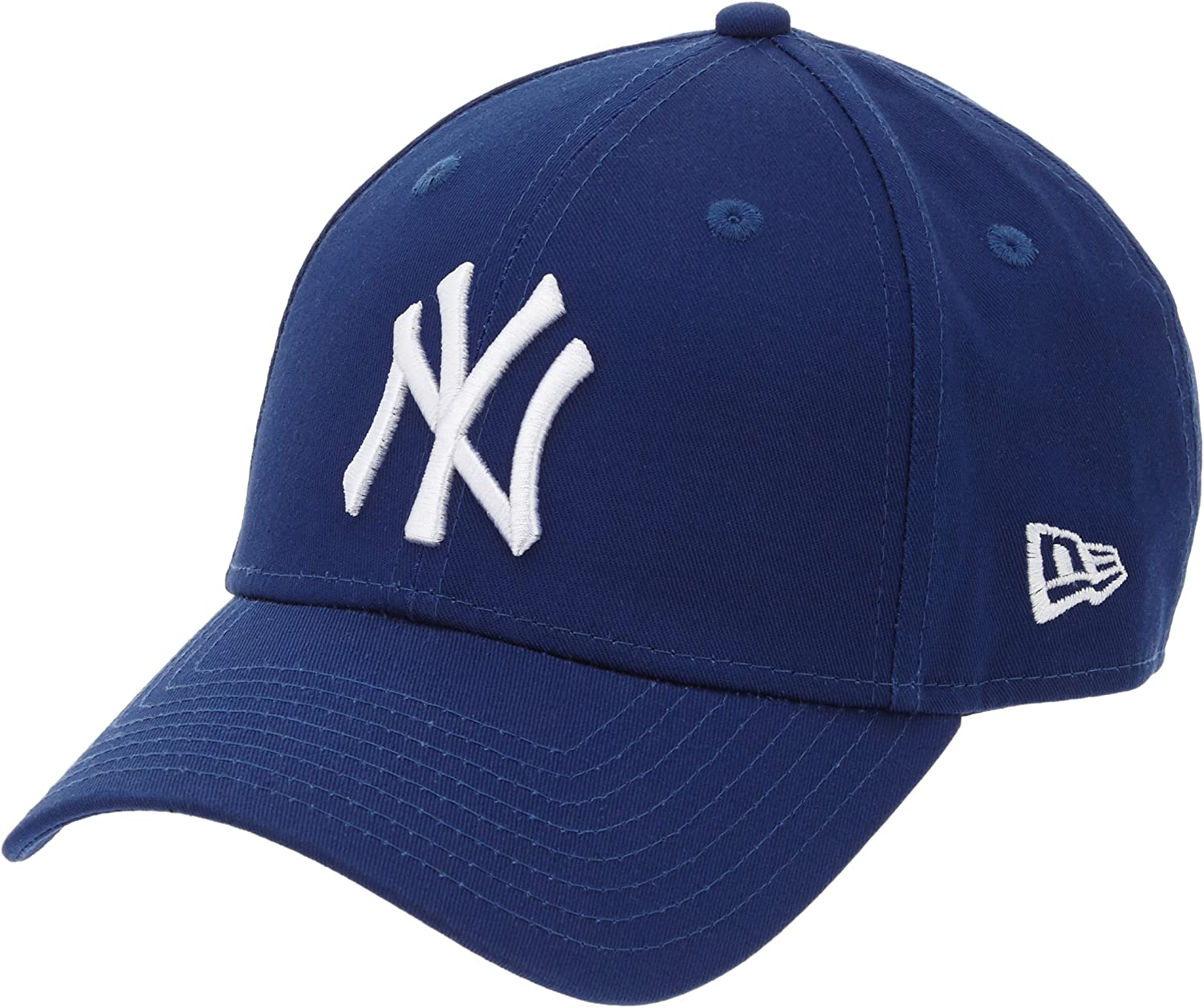 New Era Gorra MLB League Basic 940 York Yankees, Light Royal ...