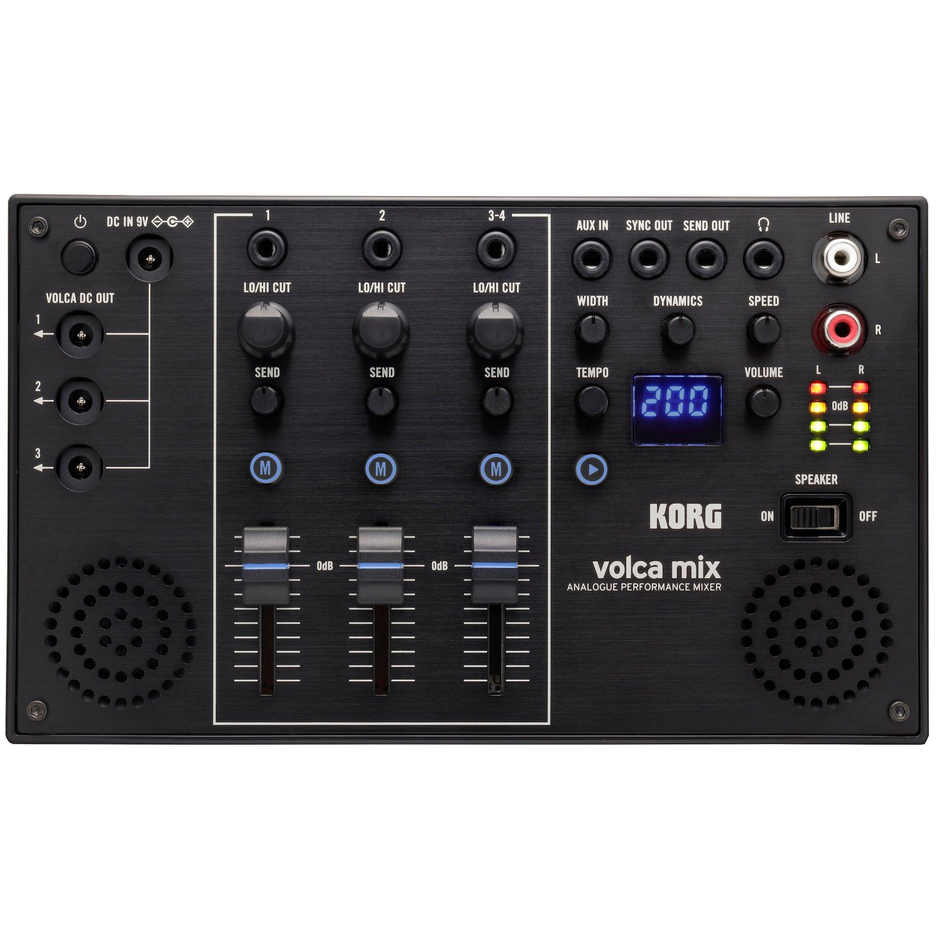 Korg 4 Mixer - Unpowered VOLCAMIX