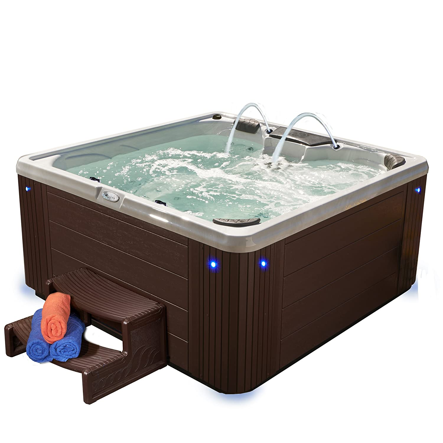 🛀 Best Cleaners For Hot Tubs, Spas, Jacuzzis & Whirlpool Baths >>