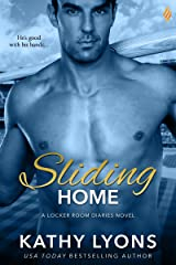 Sliding Home (Locker Room Diaries Book 2) Kindle Edition