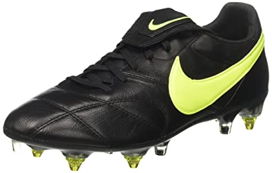 best website 3b9b5 81302 Nike Premier II Sgpro AC, Chaussures de Football Homme, Noir Volt Black, 40