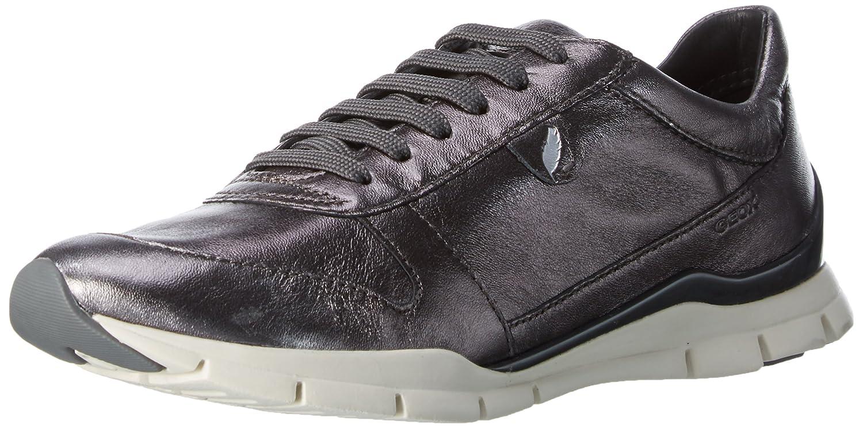 Geox D Sukie a, Zapatillas para Mujer 42 EU Grau (Gunc1357)